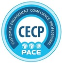 Customer Engagement Compliance Professional Logo