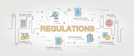 Regulations graph