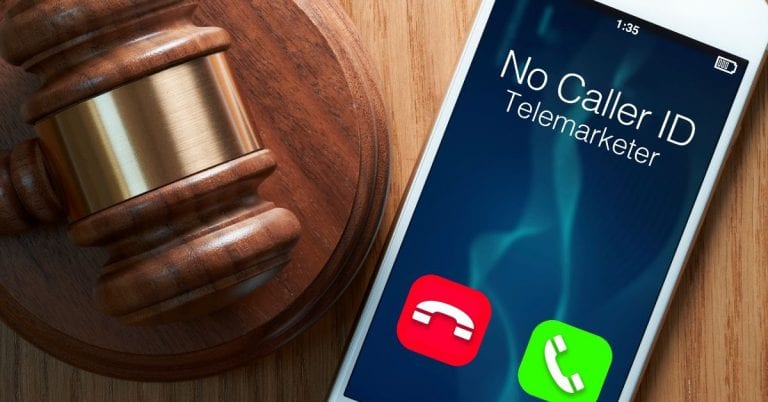 no caller id on cell phone