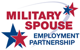 Logo for Military Spouse Employment Partnership