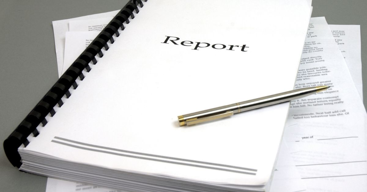 report template for outsource telemarketing