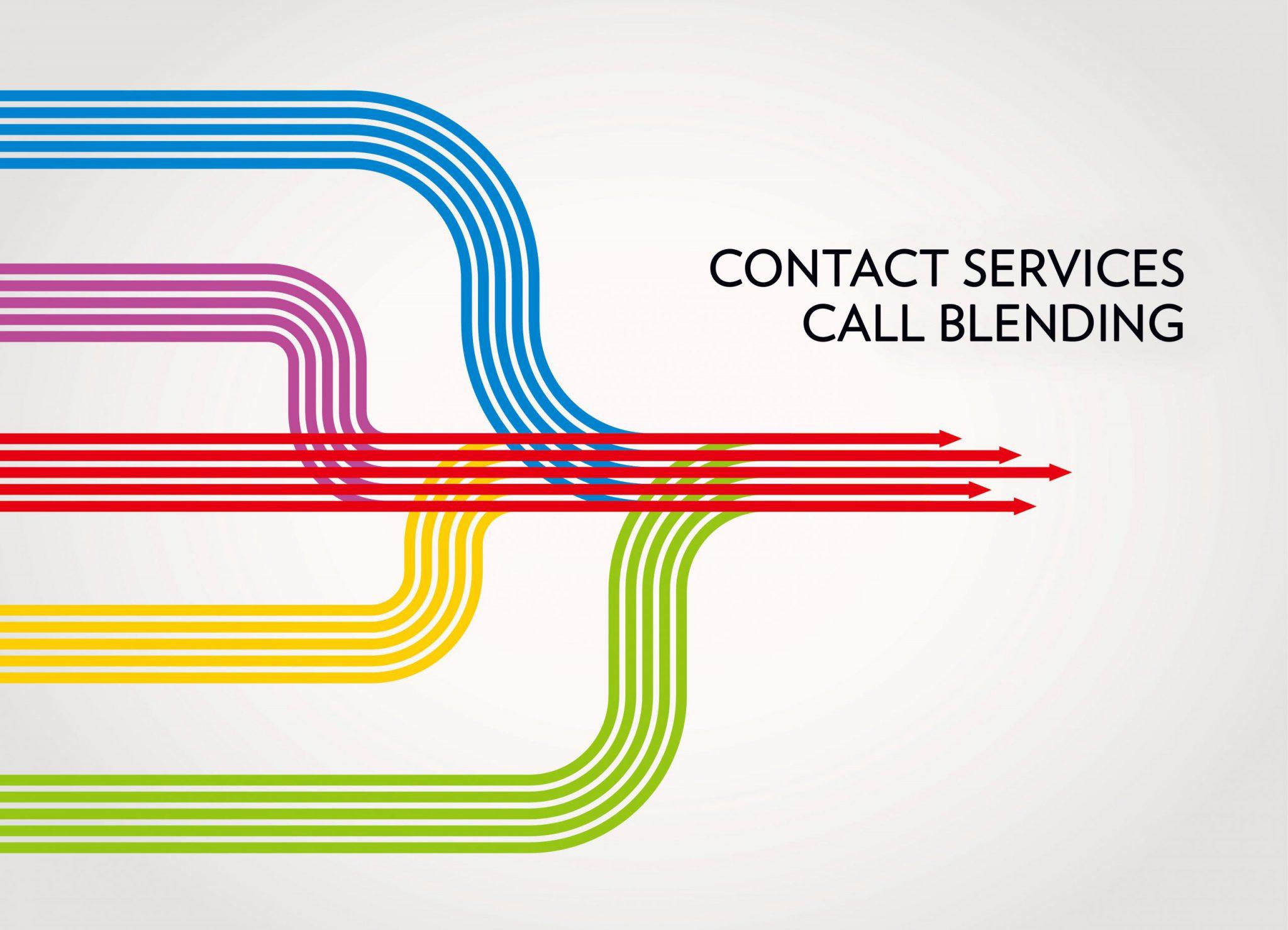 call blending