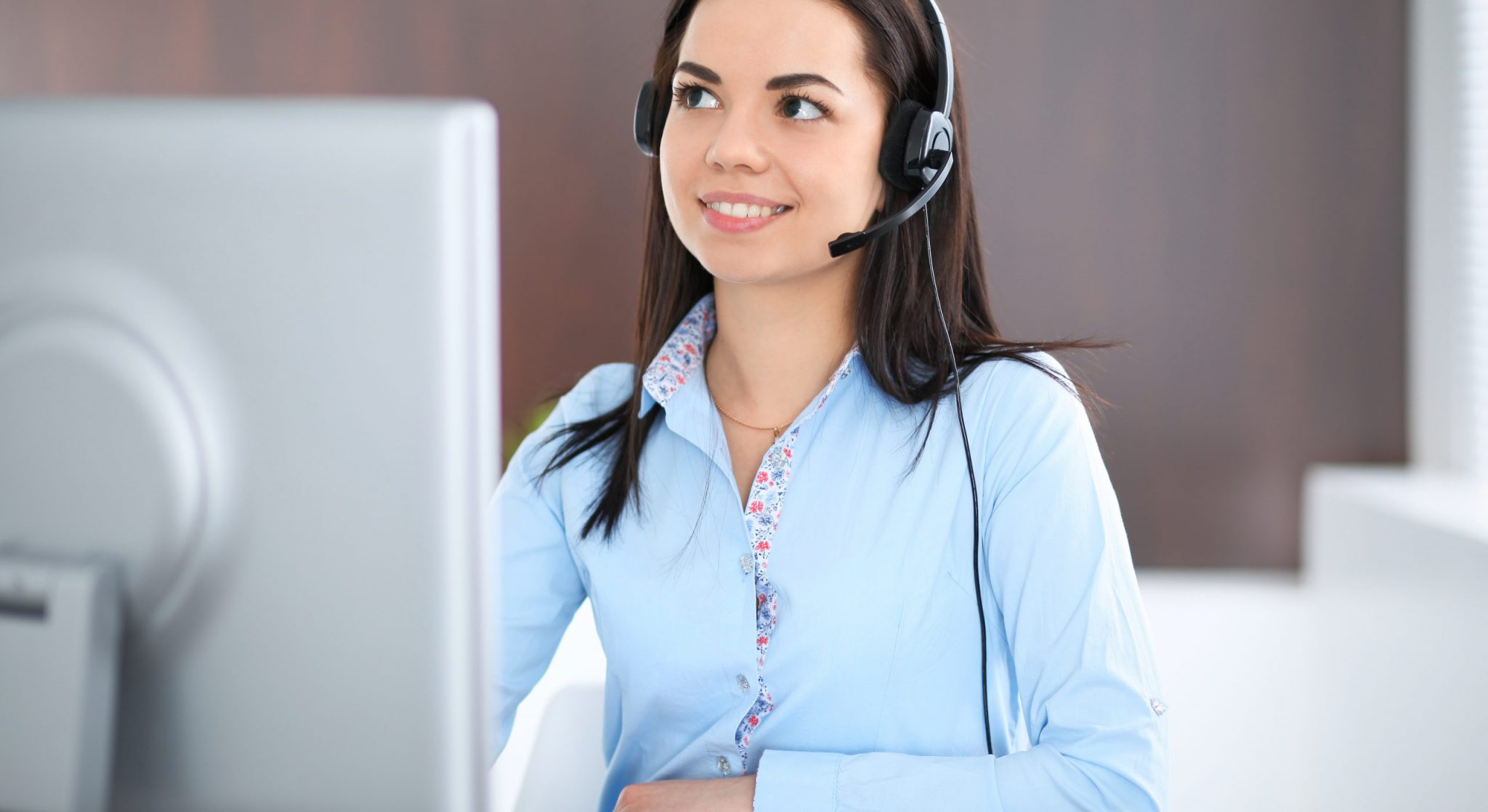telemarketing worker