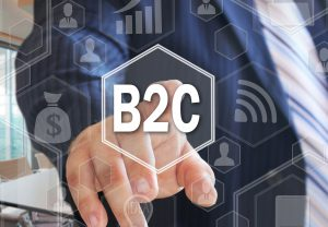 B2C outbound marketing program type
