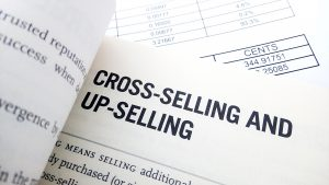 Existing customer cross sell definition