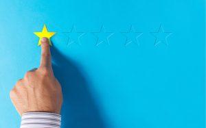 customer service bad rating