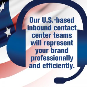 inbound contact center in the US