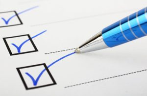 call center requirements checklist