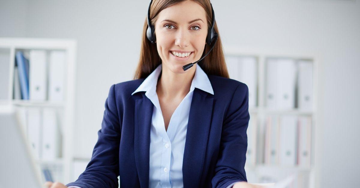 outbound telemarketing worker