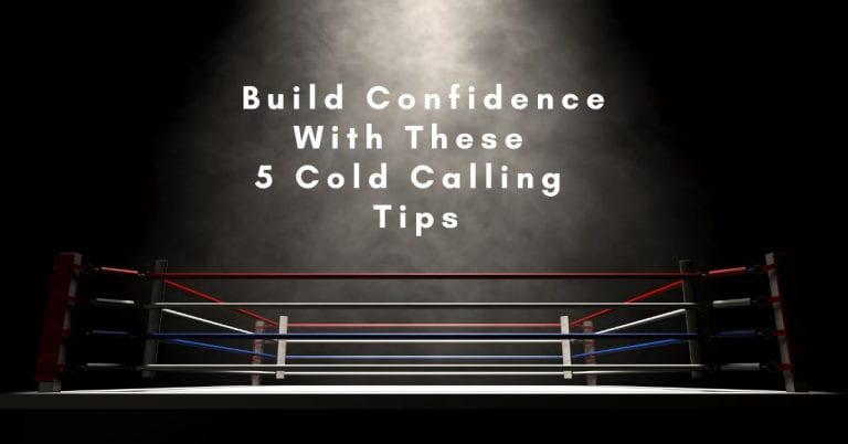 Cold callings tips